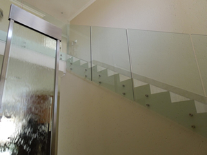 BALUSTRADES AND BLINDS